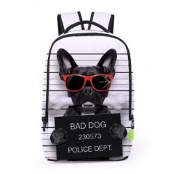 Batoh s potiskem - Bad dog