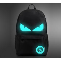 Svítící batoh - Angry eyes