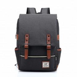 Retro batoh - černý