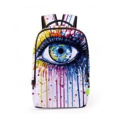 Batoh s 3D potiskem - Eye
