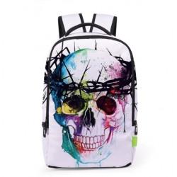Batoh s 3D obrázkem - Skull